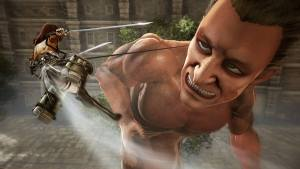 Attack on Titan slashes its way to console in August.