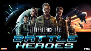 Independence Day Resurgence Battle Heroes soft launched in Canada, Open Beta on Android