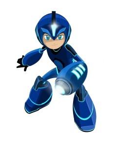 Capcom OK's awful Megaman cartoon design.