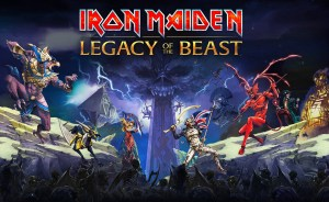 Iron Maiden's new game Legacy of the Beast now available!