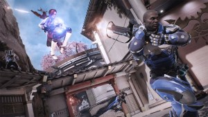 Lawbreakers final Open Beta before launch extends to PS4.