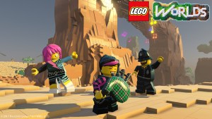 Lego Worlds coming to Console next year