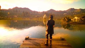 Final Fantasy XV : Day 2 & 3