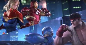 Marvel Vs Capcom Infinite gameplay released
