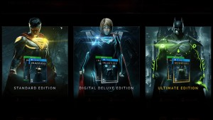 Injustice 2 collectors editions and Beta announced