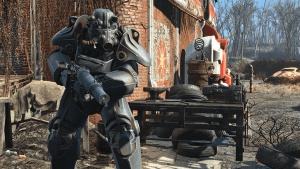 Fallout 4 getting a High-Resolution Texture Pack!