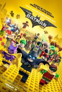 Film Review: The Lego Batman Movie
