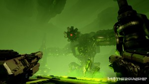 MOTHERGUNSHIP is the FPS Bullet-Hell you didn't know you wanted