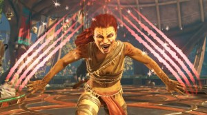 Cheetah gets her time to shine in a new Injustice 2 trailer