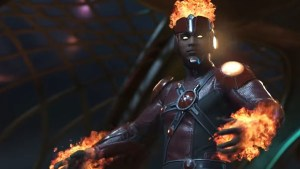 Firestorm revealed for Injustice 2