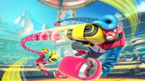 The Nintendo Switch gets a summer line-up includes ARMS, Splatoon 2