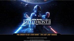 First teaser for Star Wars Battlefront 2 leaked