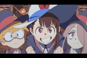 Bandai Namco announces Little Witch Academia for PS4