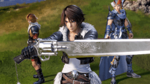 Team Ninja's Final Fantasy fighter, Dissidia NT, is coming to PS4