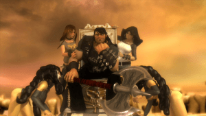 Brutal Legend will eventually get a sequel