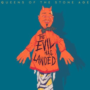 Queens of the Stone Age – The Evil Has Landed – New Music Highlight