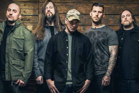 All That Remains – The Thunder Rolls – New Music Highlight