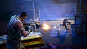 Fortnite Battle Royale receives a map update.