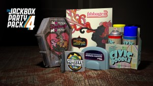 The Jackbox Party Pack 4 launches Oct 17th.