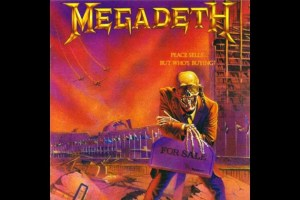 Megadeth working on a video game
