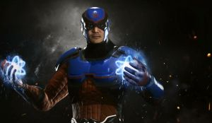 Injustice 2 shows off Atom as a new fighter