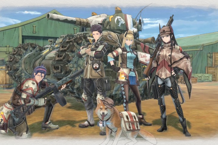 Valkyria Chronicles 4 coming to Switch, PS4 and Xbox One