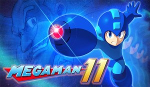 Capcom announces new Megaman titles in honour of 30th anniversary.