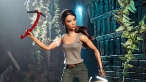 Lara Croft gets a Barbie edition based on new movie