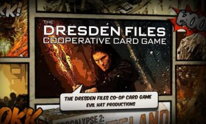 Dresden Files Cooperative Card Game – Review