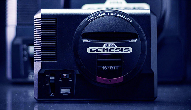 The full, 42 game list for the Sega Genesis Mini has been revealed