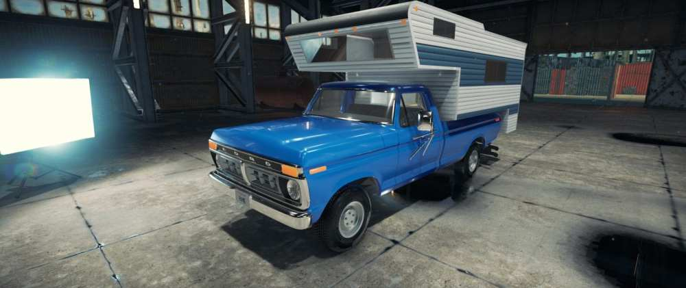 medium resolution of this mod adds 1977 ford f350 to the car mechanic simulator 2018