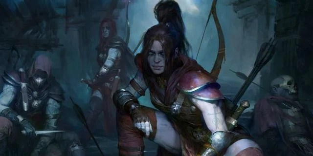 """Top 10 """"đệ tử"""" mạnh nhất trong Diablo II: Resurrected - Ảnh 3."""
