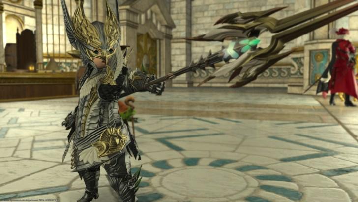 イディル装備 竜騎士