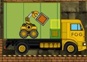 卡車裝載機 - 小遊戲谷
