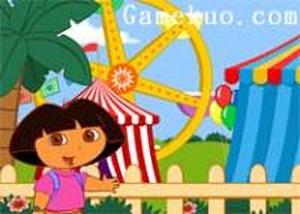 Dora遊樂場 - 小遊戲谷