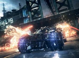 Badass Batmobile