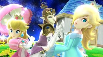 Princesas Nintendo