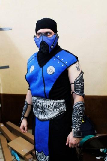 Sub-Zero, Mortal Kombat