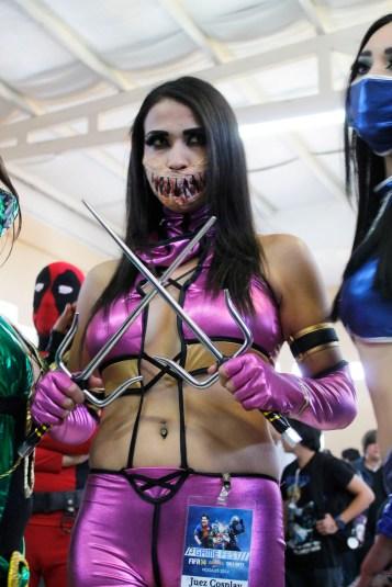 Mileena, Mortal Kombat
