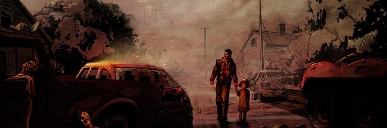 The Walking Dead PS Vita