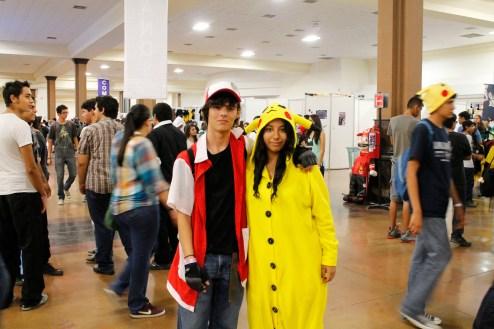 Red y Pikachu