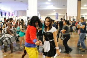Maid y Goku SS4