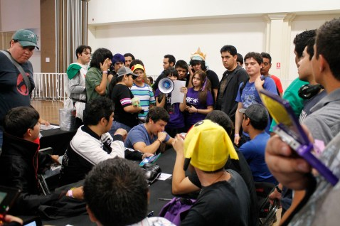 Torneo de Pokemon