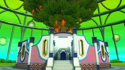 ¿Será el árbol sagrado?