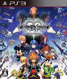 Portada Kingdom Hearts HD 2.5 ReMIX
