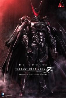 Batman por Nomura