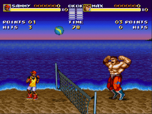 Streets of Rage Remake 02