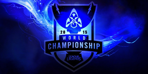 Definidos os confrontos do mundial de LOL