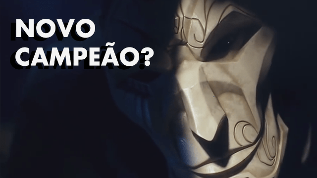 Novo campeão, Jhin – League of Legends