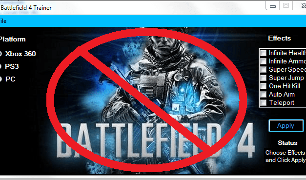 BF4 – Update Servidor anti-cheat